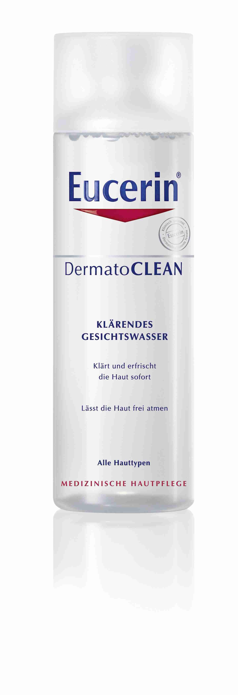 Eucerin Čisticí pleťová voda DermatoCLEAN 200 ml