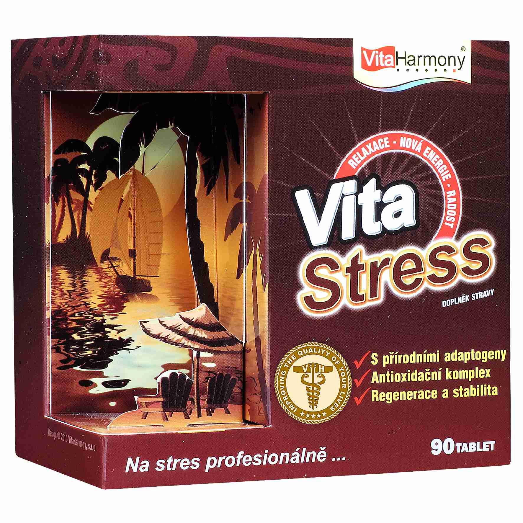 VitaHarmony VitaStress 90 tbl.
