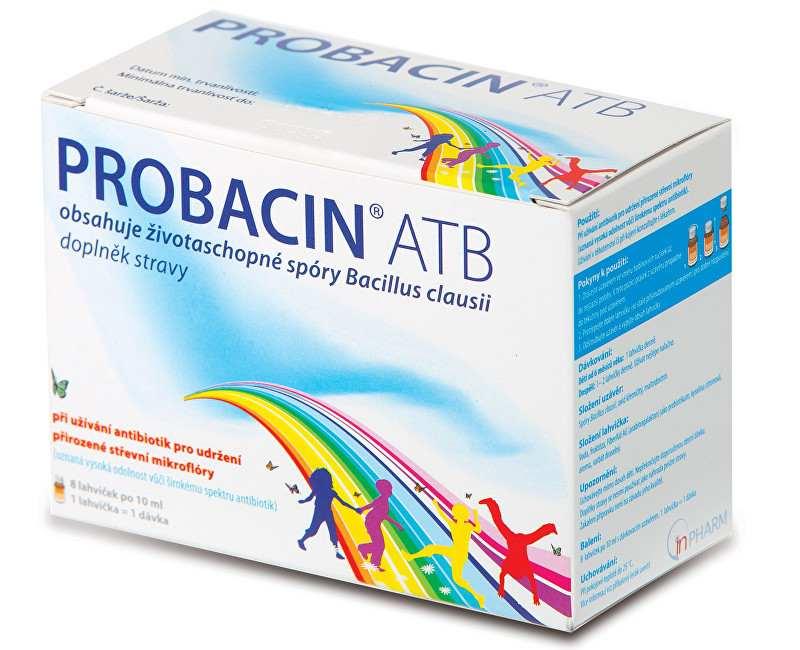 Inpharm Probacin lahvičky 8x10 ml