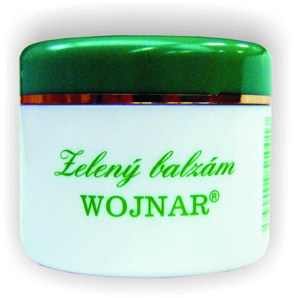 Wojnar Zelený balzám pro regeneraci pokožky 50 ml