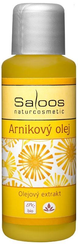 Saloos Bio Arnikový olej (olejový extrakt) 50 ml