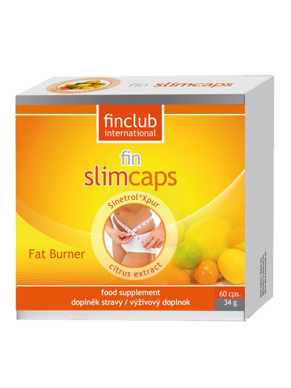 Finclub Fin Slimcaps 60 kapslí
