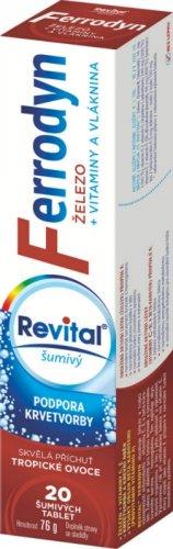 Vitar Revital Ferrodyn tbl.eff.20