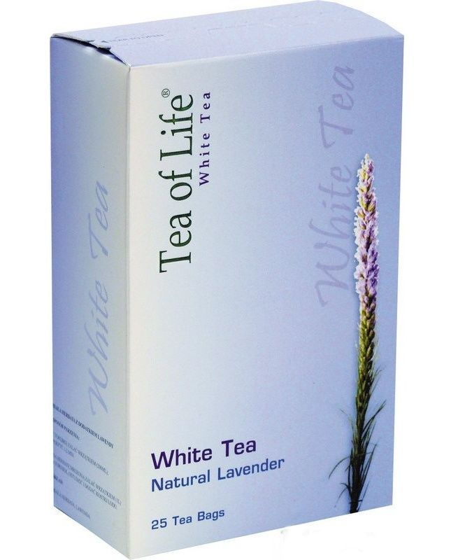 Tea of Life White tea Natur Levandule 25x2g