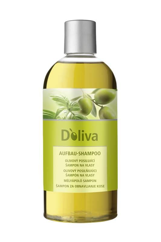 Doliva Olivový posilující šampon na vlasy 500 ml
