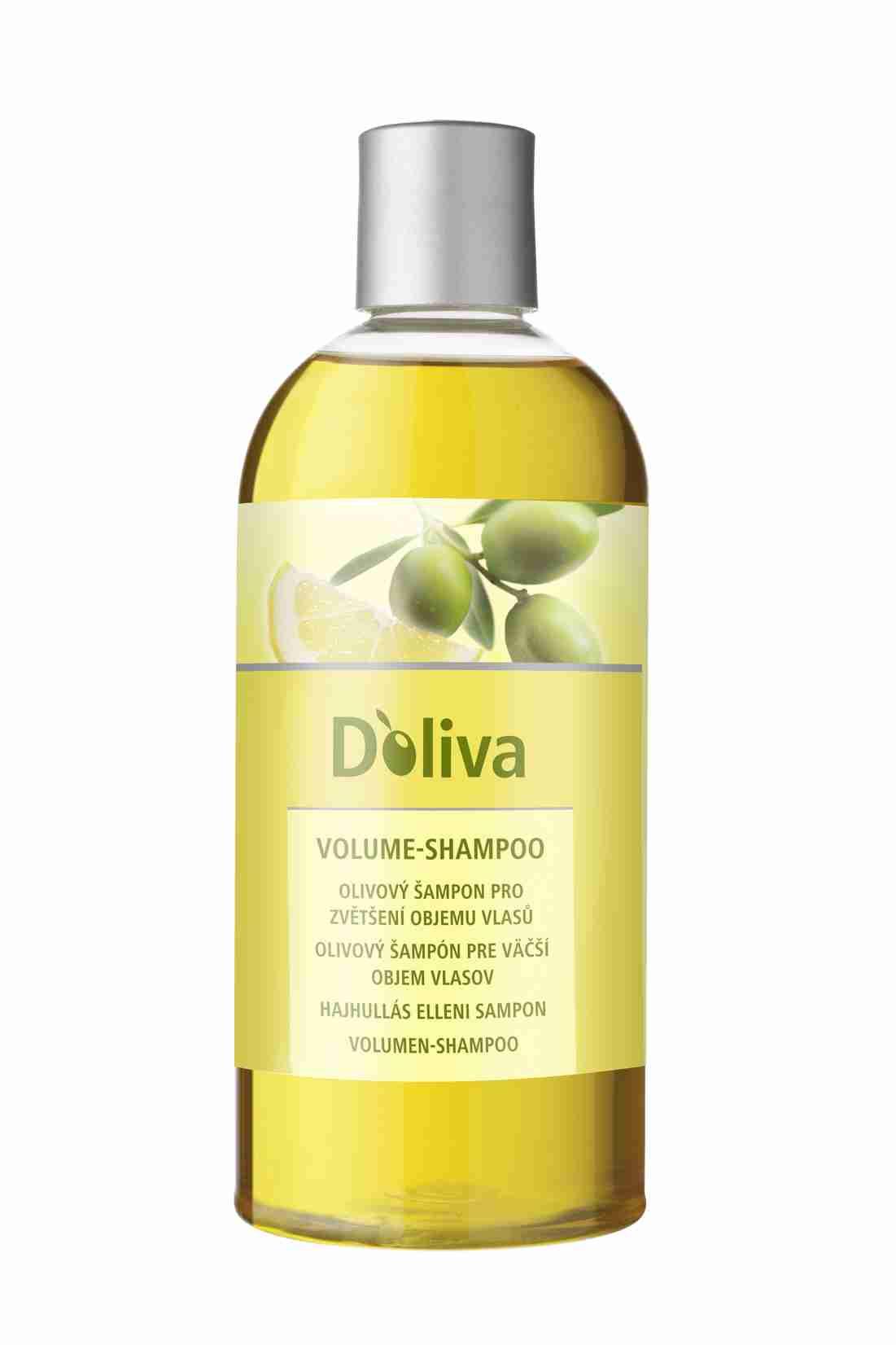 Dr. Theiss Doliva Olivový šampon pro zvětšení objemu vlasů 500 ml