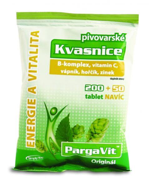 Simply You PargaVit Pivovarské kvasnice Originál 250 tbl