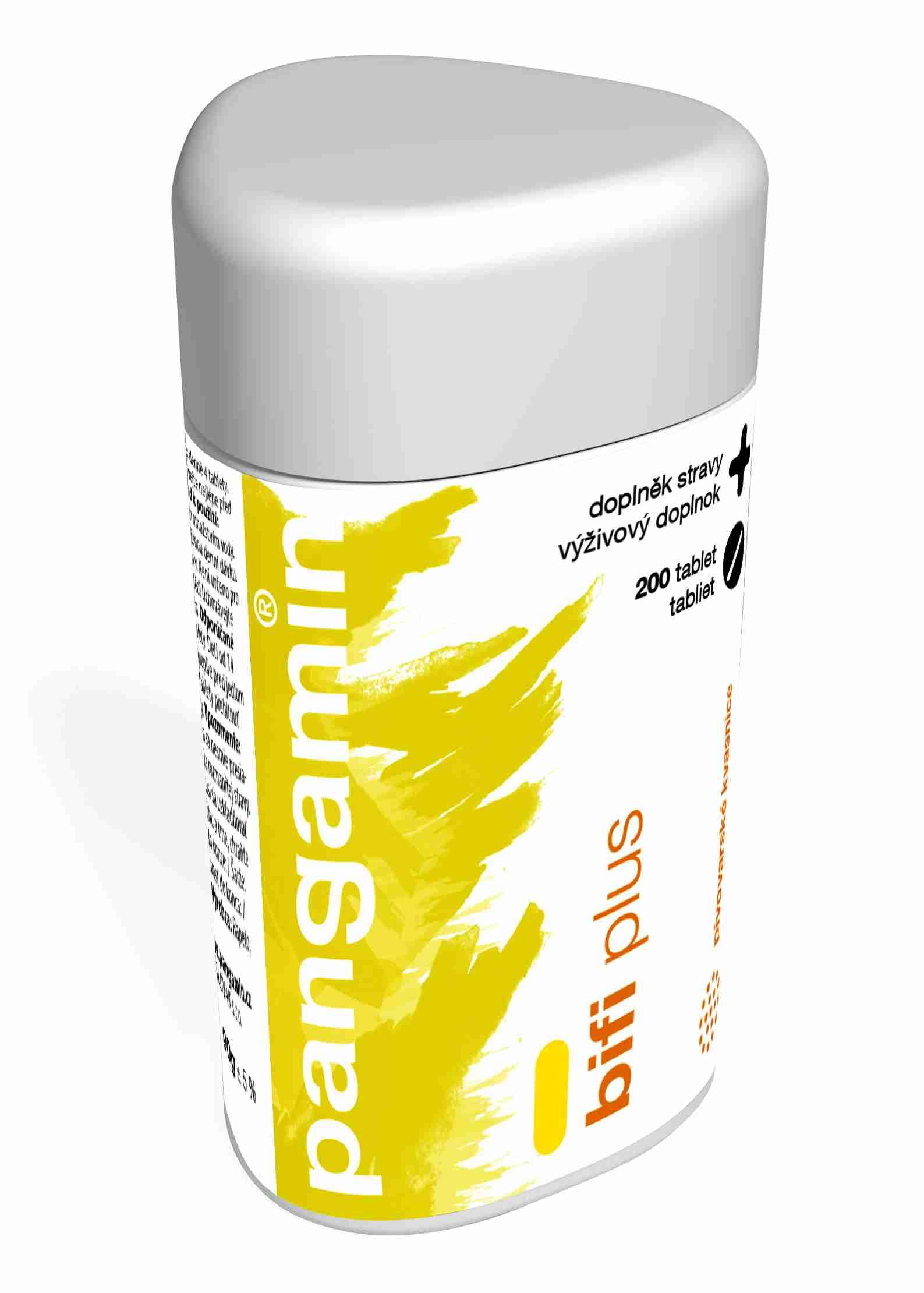Rapeto Pangamin Bifi Plus s inulinem - synbiotikum 200 tbl.