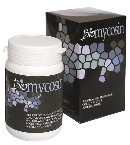 Chytrá houba Biomycosin přípravek s antimykotickou přísadou 10 g