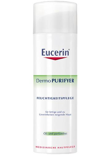 Eucerin Zmatňující denní krém pro problematickou pleť DermoPURIFYER 50 ml