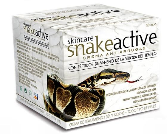 Dietesthetic Regenerační krém s hadím jedem SnakeActive 50 ml