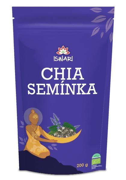 Iswari Bio Chia semínka 200 g