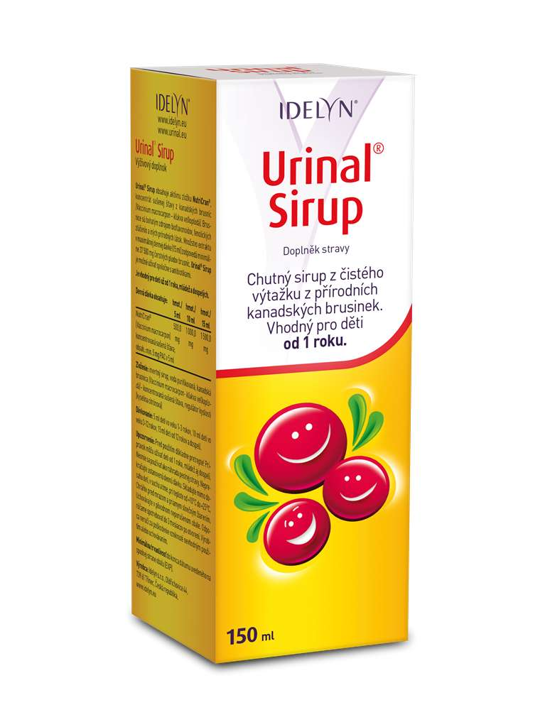 Walmark Urinal Sirup 150 ml
