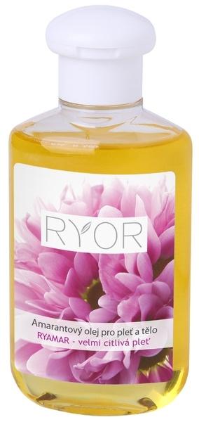 Ryor Amarantový olej pro pleť a tělo Ryamar 150 ml