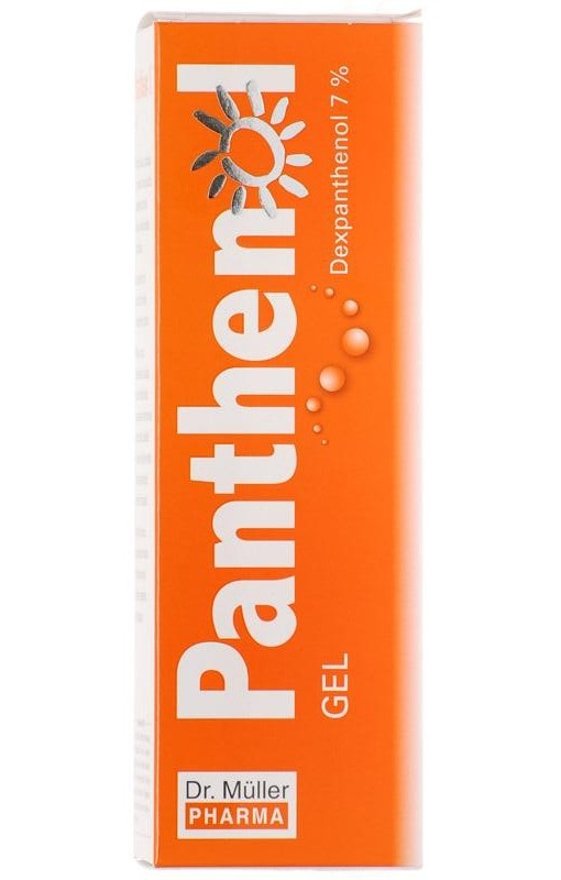 Dr. Müller Dr. Muller Panthenol gel 100 ml