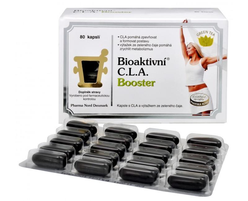 Pharma Nord Bioaktivní C.L.A. Booster 80 kapslí
