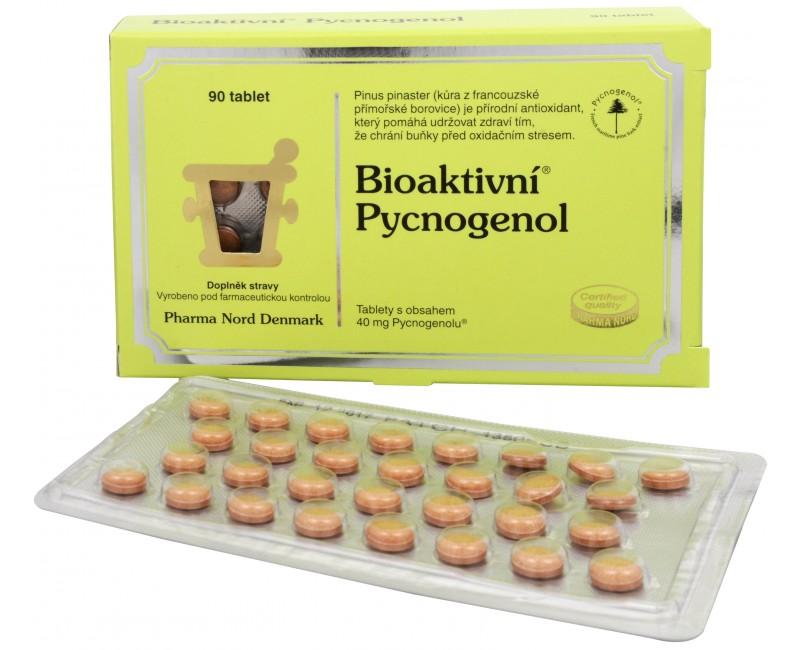 Pharma Nord Bioaktivní Pycnogenol 90 tbl.