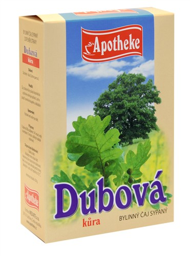 Mediate Apotheke Dub letní - kůra sypaný čaj 150g