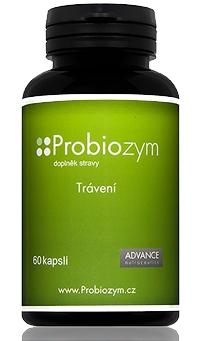 Advance Probiozym - trávení 60 kapslí