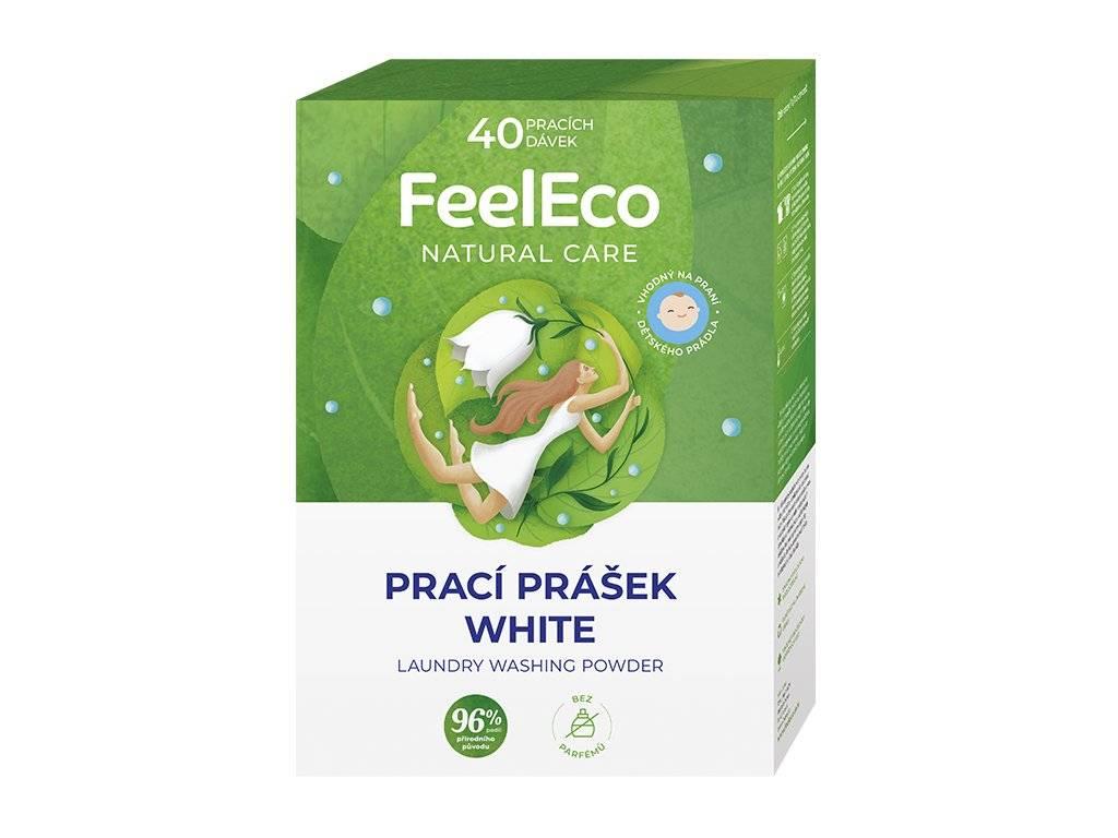 Feel Eco Univerzální prací prášek Balení: 600 g