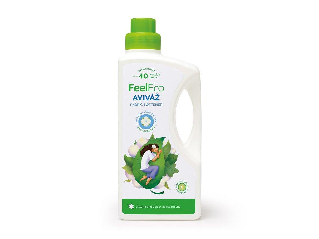 Feel Eco Aviváž s vůní bavlny Balení: 1000 ml