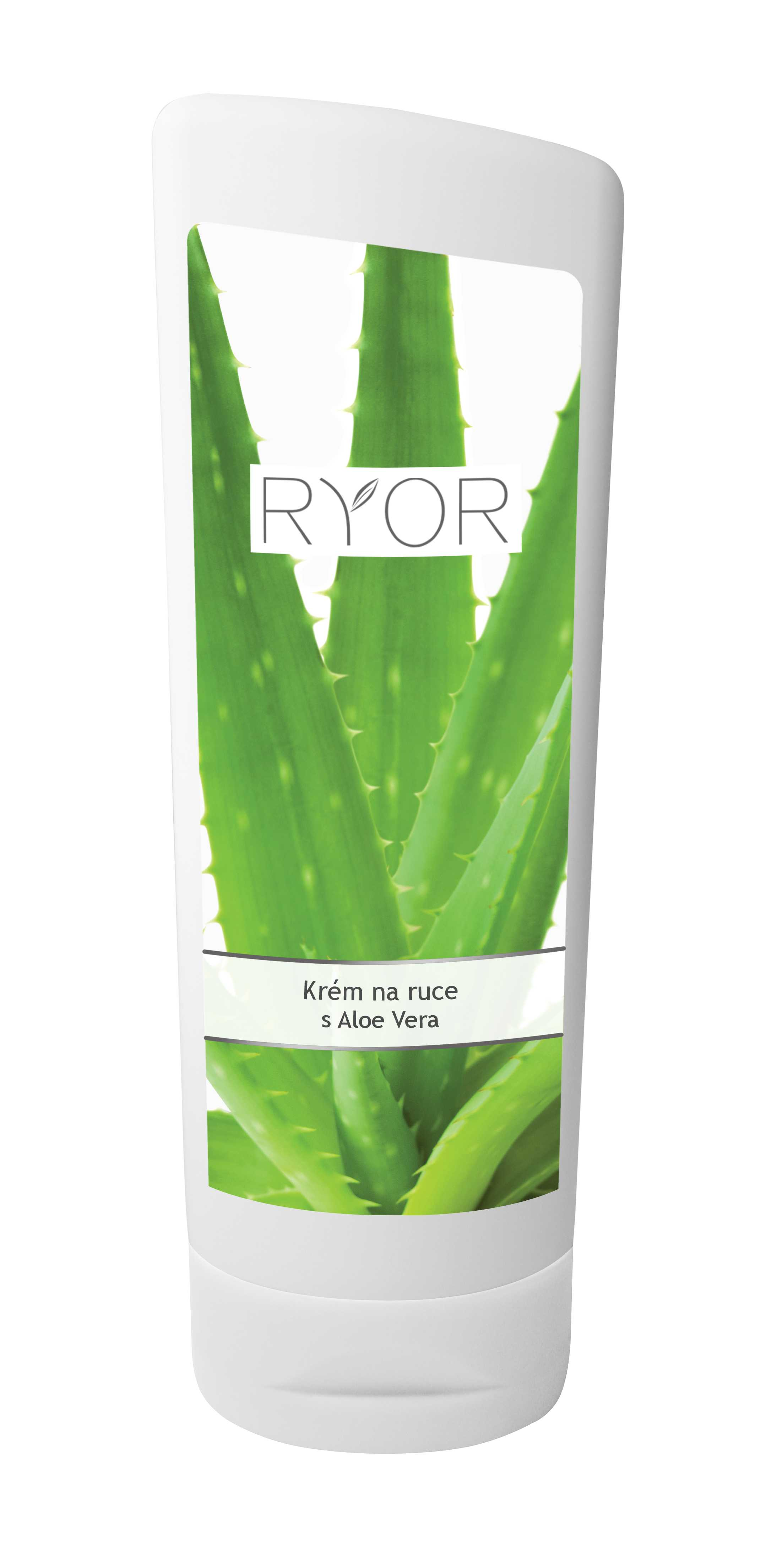 Ryor Krém na ruce s Aloe vera 200 ml