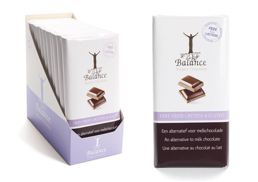 Balance čokoláda z rýžového mléka 85g