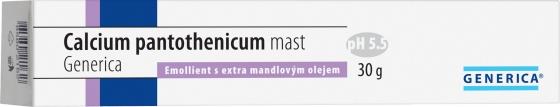 Generica Calcium pantothenicum mast 30g