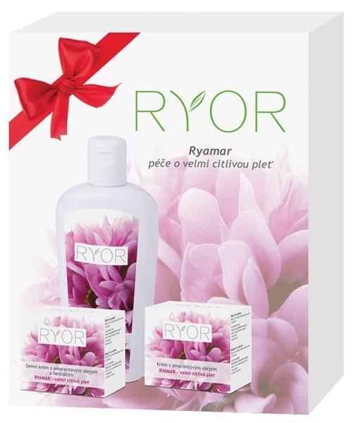 Ryor Dárková kazeta Ryamar - péče o velmi citlivou pleť
