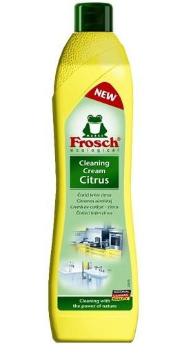 Frosch Citrusový čisticí krém 500 ml
