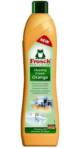 Frosch Pomerančový čisticí krém 500 ml