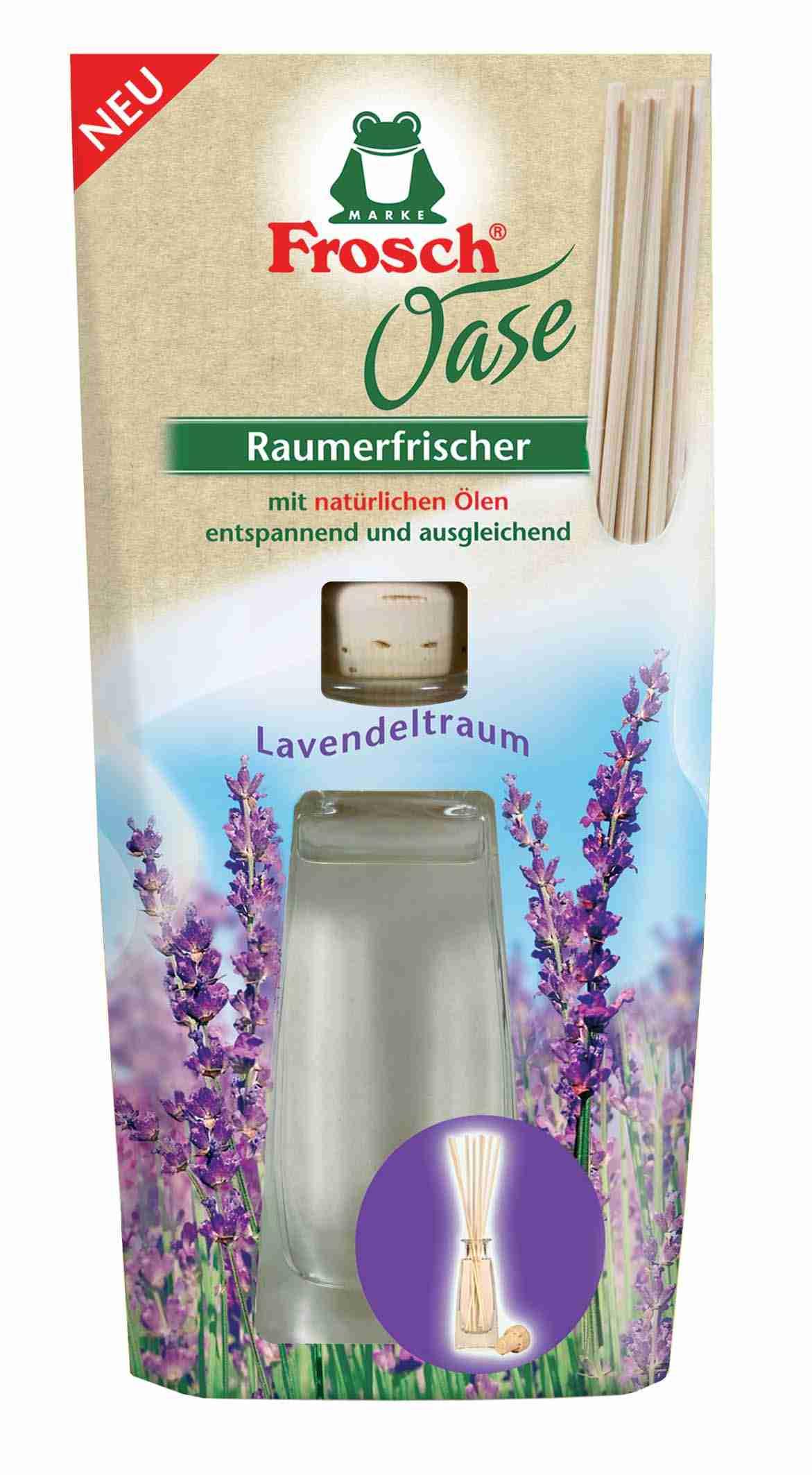 Melitta Frosch Bytový parfém Oase Levandule 90 ml