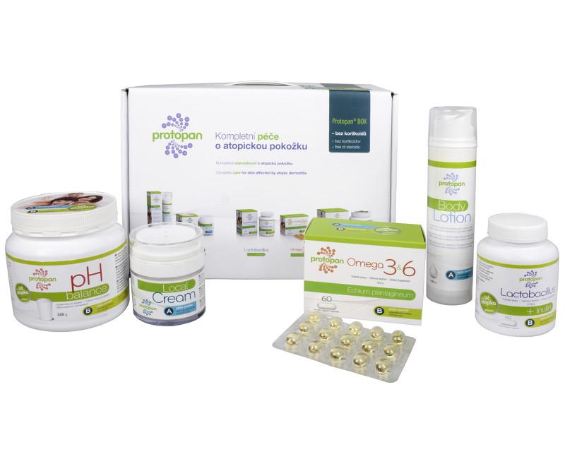 Herbo Medica Protopan® BOX (kompletní řada)