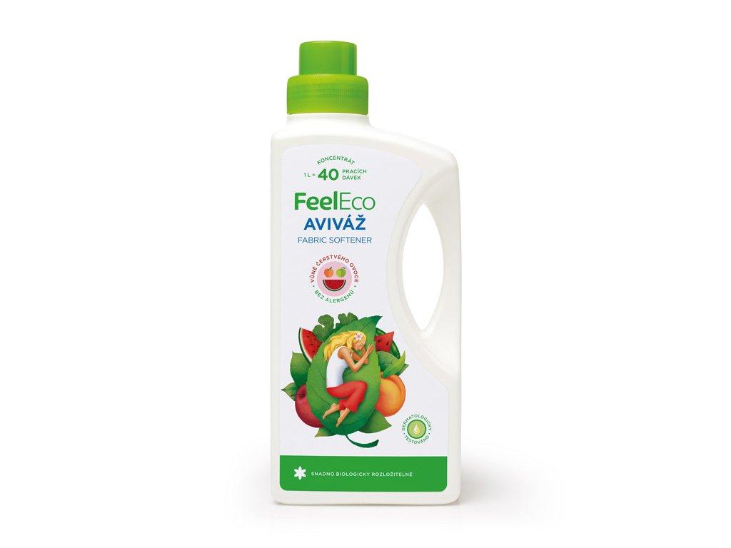Feel Eco Aviváž s vůní čerstvého ovoce Balení: 1000 ml