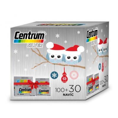 Wyeth Lederle S.p.a., Aprilia Centrum Silver s Multi-Efektem 100 tbl. + 30 tbl. ZDARMA - Vánoční balení