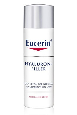 Beiersdorf Eucerin Intenzivní vyplňující denní krém proti vráskám Hyaluron-Filler 50 ml