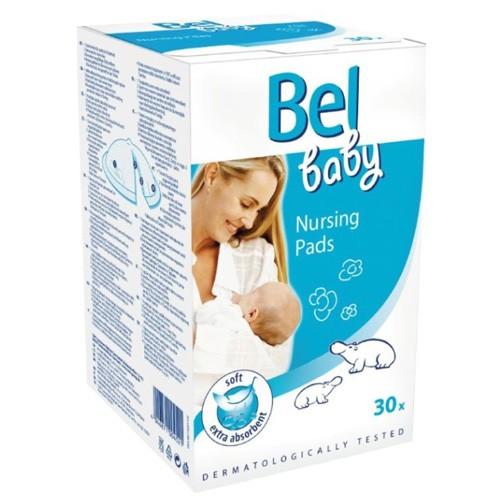 Hartmann-Rico Bel Prsní vložky Bel Baby (Nursing Pads) 30 ks