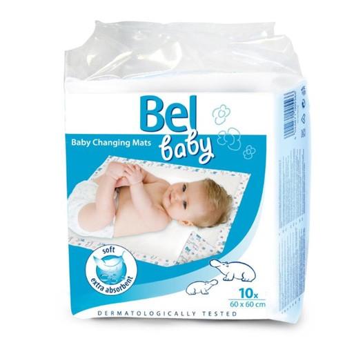 Hartmann-Rico Bel Přebalovací podložka Bel Baby (Baby Changing Mats) 10 ks