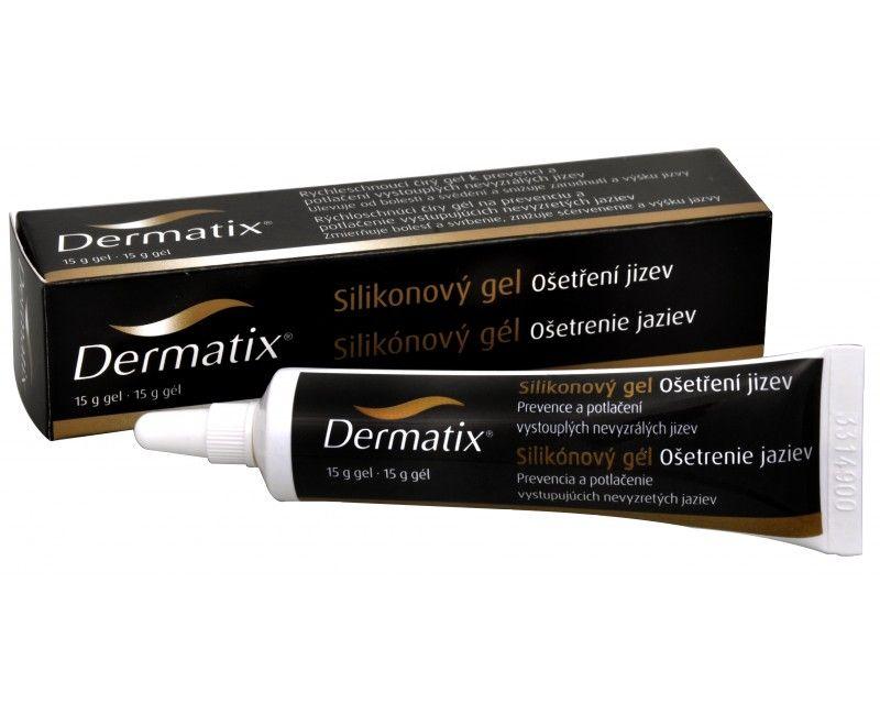 Hanson Medical, Inc. Dermatix Silikonový gel na úpravu jizev 15g