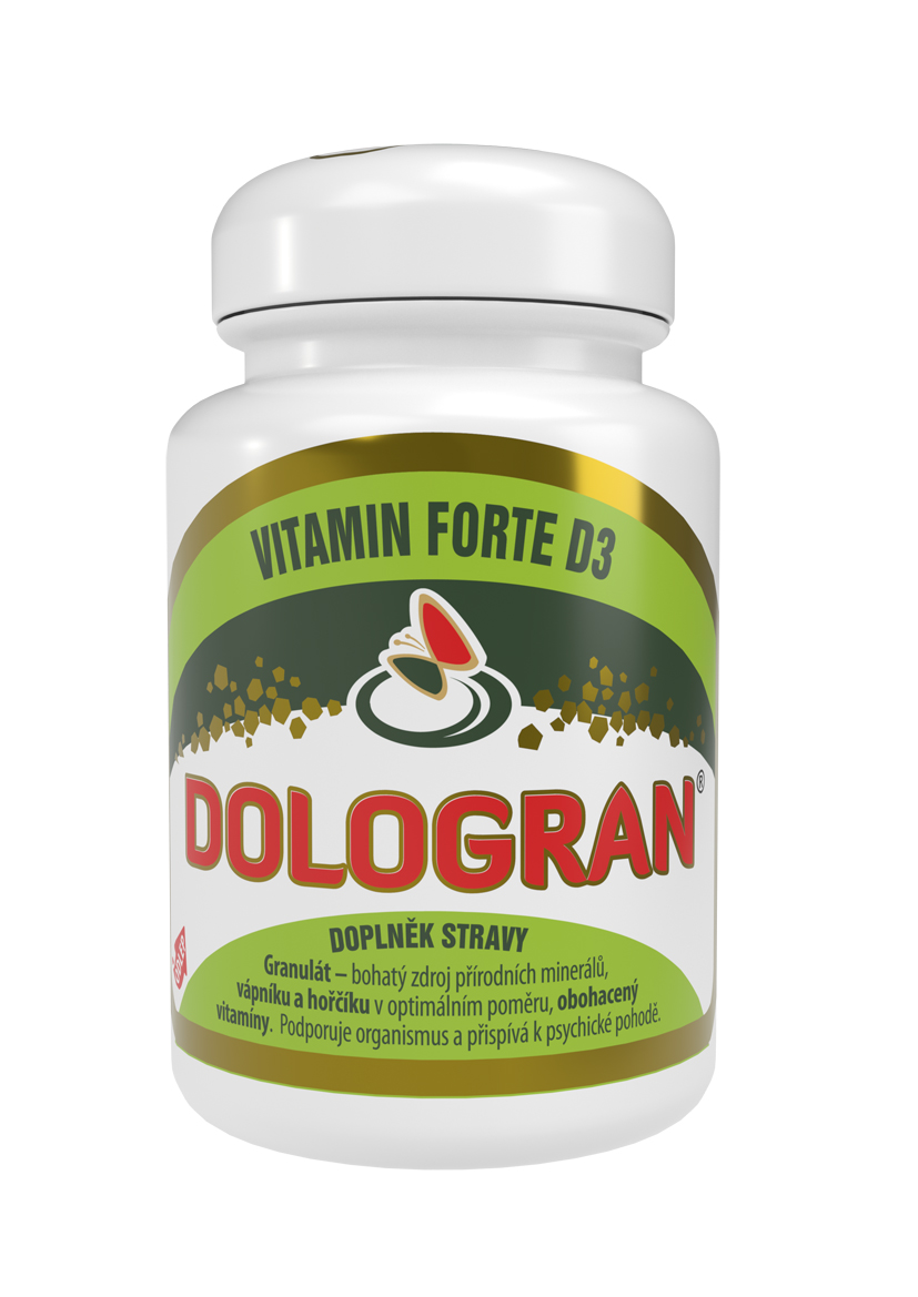 Dologran Vitamin Forte D3 GOLD 90 g