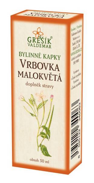 Grešík Vrbovka malokvětá bylinné kapky 50 ml