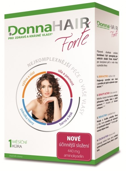 Simply You Donna Hair Forte 30 tob.