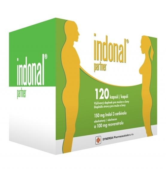 Synergia Indonal Partner 120 kapslí