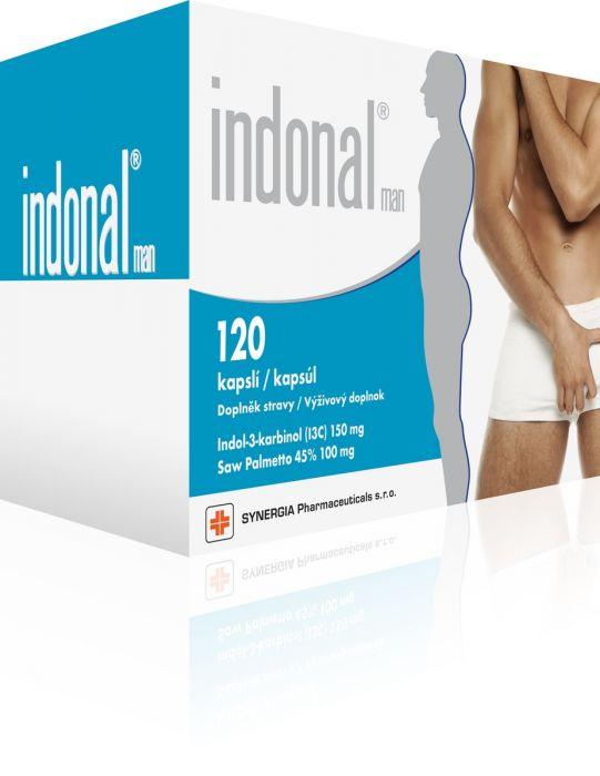 Synergia Indonal Man 120 kapslí