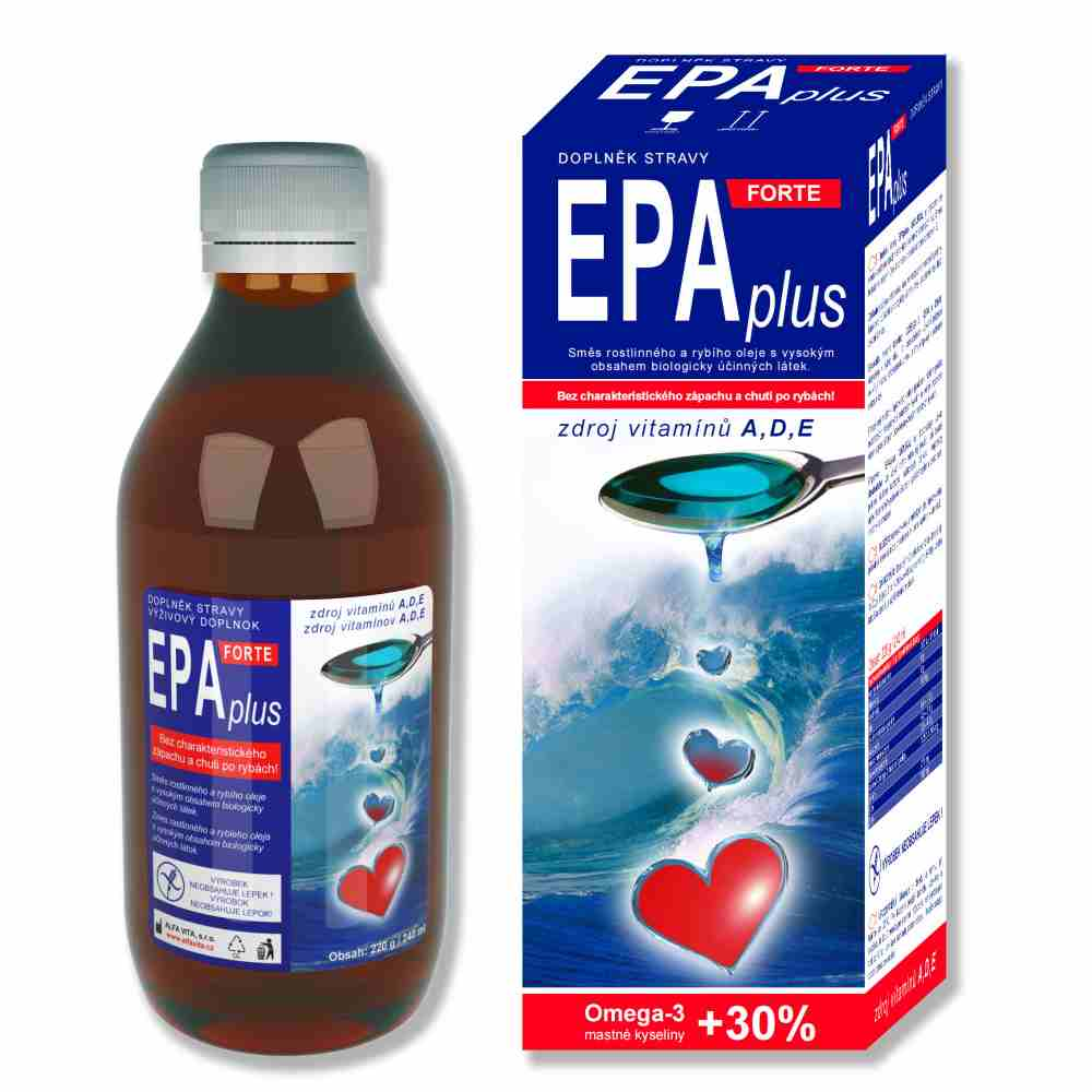Alfa Vita EPAplus Forte 220 g