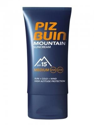 Piz Buin Sluneční krém SPF 15 (Mountain Sun Cream SPF 15) 50 ml