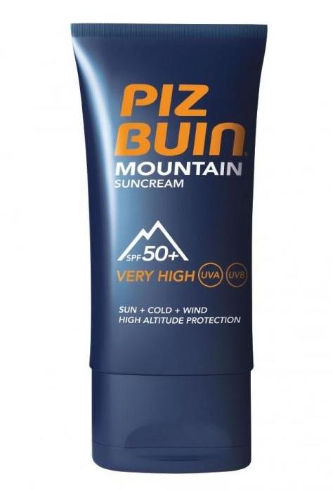 Piz Buin Sluneční krém s maximální ochranou SPF 50+ 40 ml