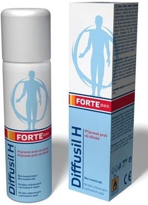 Lybar Diffusil přípravek proti vši dětské H Forte B85 150 ml