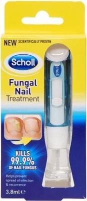 Scholl Kúra na nehtovou mykózu 3,8 ml