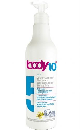 Dietesthetic Tělové mléko na unavené a oteklé nohy Body 10 N.5 500 ml